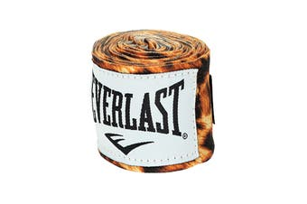 "Everlast 120"" Elite Hand Wraps (Leopard)"