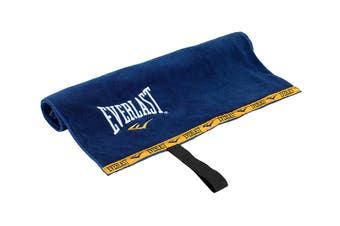 Everlast Workout Towel (Blue)
