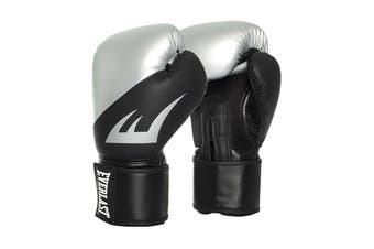 Everlast Ex Boxing Glove (Silver/Black)