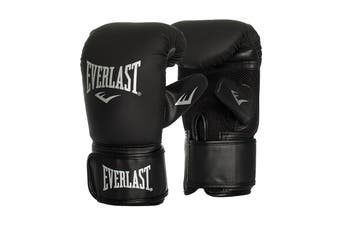 Everlast Tempo Bag Glove (Black) - S/M