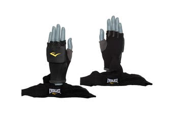 Everlast Everdri Quick Wraps (Black) - X/L