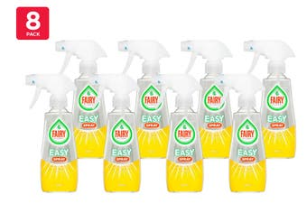 Fairy Spray 300ml - Lemon (8 Pack)