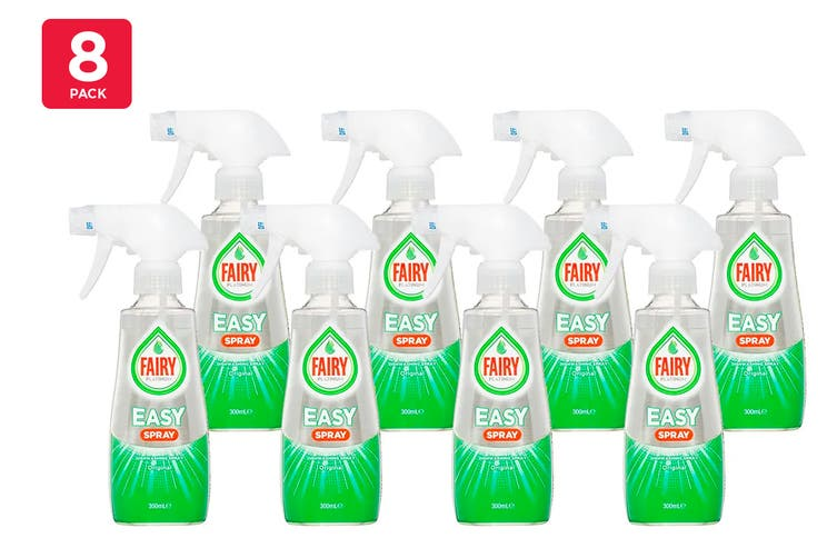 Fairy Spray 300ml - Original (8 Pack)