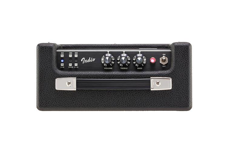 Fender Indio Bluetooth Speaker - Black (FR-INDIO-BLK)
