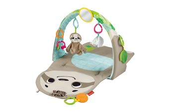Fisher-Price Sensory Sloth Gym