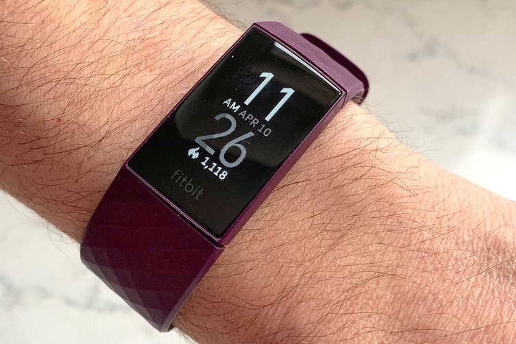 Fitbit Charge 4 (Rosewood)
