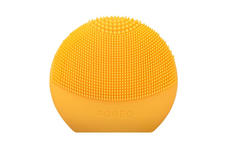 Foreo LUNA Fofo Smart Cleansing Face Brush - Sunflower Yellow (F7812)