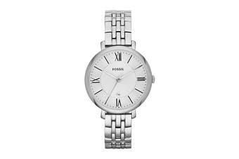 Fossil Jacqueline Analogue Watch - Silver (ES3433)