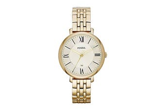 Fossil Jacqueline Analogue Watch - Gold (ES3434)