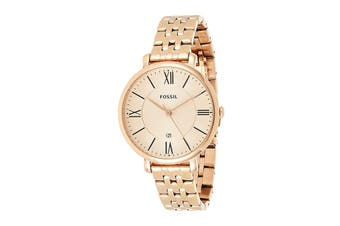 Jacqueline Stainless Steel Watch - Rose (ES3435)