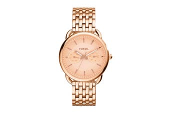 Fossil Tailor Analogue Watch - Rose Gold (ES3713)