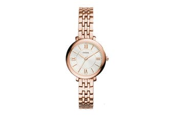 Fossil Jacqueline Analogue Watch - Rose Gold (ES3799)