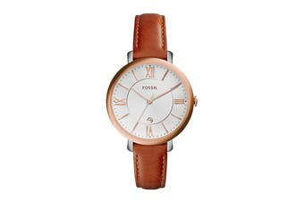 Fossil Jacqueline Analogue Watch - Brown (ES3842)