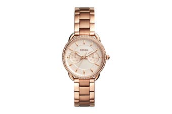 Fossil Tailor Analogue Watch - Rose Gold (ES4264)