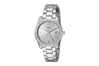 Fossil Scarlette Analogue Watch - Silver (ES4317)