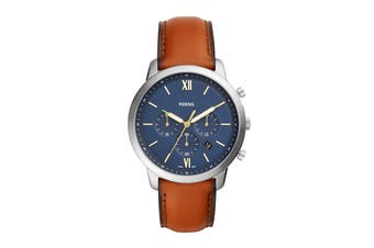 Fossil Neutra Chronograph Watch - Brown (FS5453)