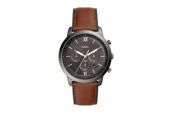 Fossil Neutra Chronograph Watch - Brown (FS5512)