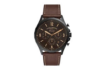Fossil Forrester Chronograph Watch - Brown (FS5608)