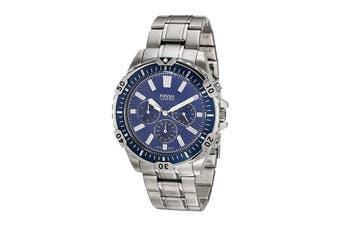 Fossil Garrett Chronograph Watch - Silver (FS5623)