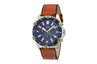 Fossil Garrett Chronograph Watch - Brown (FS5625)