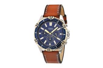 Fossil Garrett Chronograph Watch - Brown (FS5625)