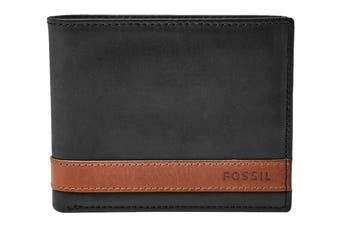 Fossil Quinn Wallet - Black (ML3644001)