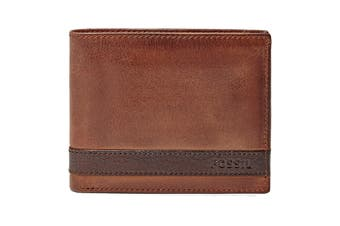 Fossil Quinn Brown Wallet ML364420