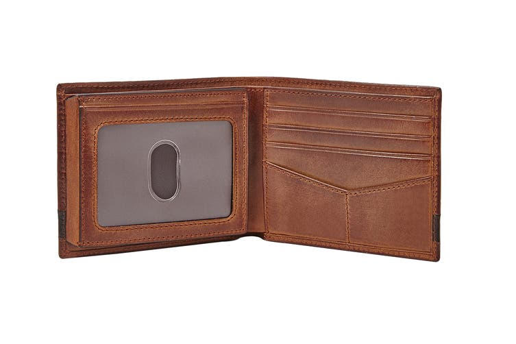 Fossil Quinn Brown Wallet ML364420