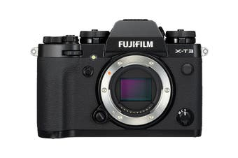 Fujifilm X-T3 Mirrorless Camera - Black (Body Only)