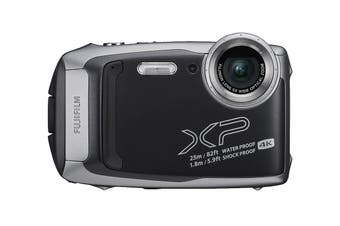 Fujifilm FinePix XP140 Action Camera - Dark Silver