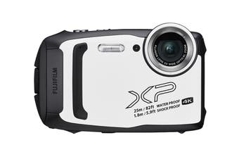 Fujifilm FinePix XP140 Action Camera - White