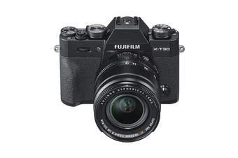 Fujifilm X-T30 Mirrorless Camera with XF18-55mm Lens - Black