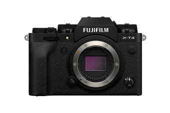 Fujifilm X-T4 Mirrorless Camera - Black (Body Only)