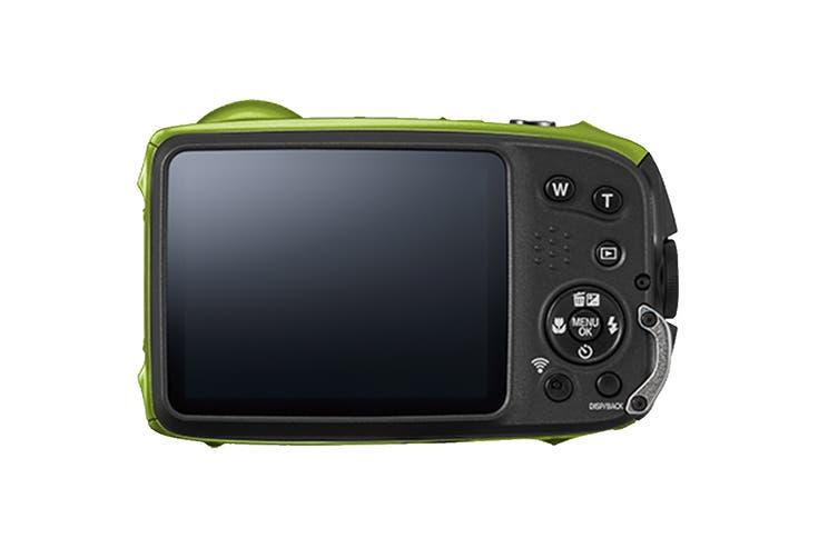 Fujifilm FinePix XP120 (Lime)