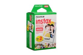 Fujifilm Instax Mini Film - 20 Sheets
