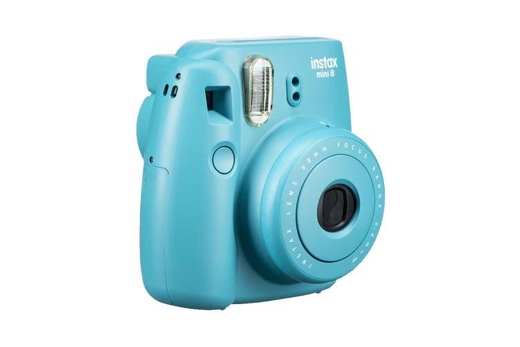 Fujifilm Instax Mini 8 Instant Camera (Blue)