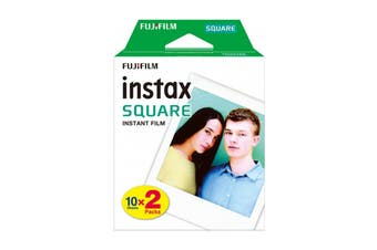 Fujifilm Instax Square Film - 20 Sheets