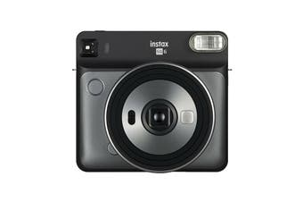 FujiFilm Instax SQUARE SQ6 Instant Camera (Graphite Grey)