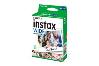 Fujifilm Instax Wide Film - 10 Sheets