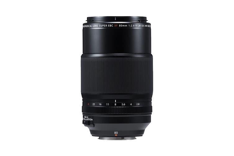 Fujifilm Fujinon XF 80mm f/2.8 R LM OIS WR Lens