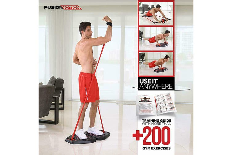 Fusion Motion - All in One Portable Gym