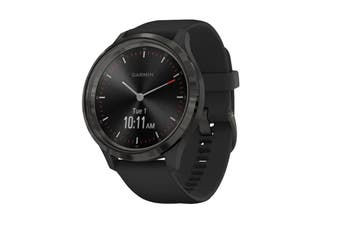 Garmin Vivomove 3S Hybrid Smart Watch (Slate/Black)