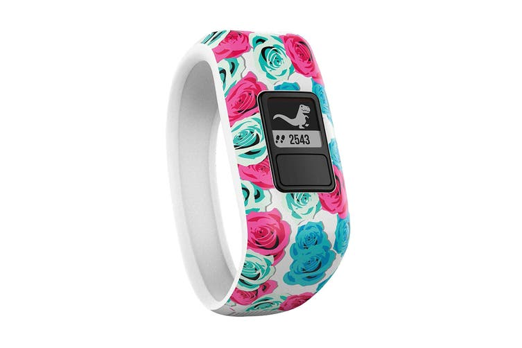 Garmin Vivofit Jr (Real Flower)