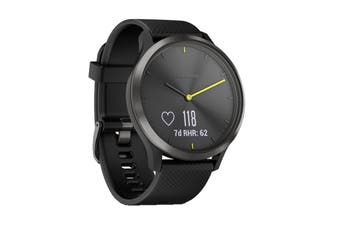 Garmin Vivomove HR Sport (Black, L)