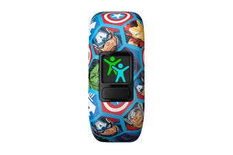 Garmin Vivofit Jr. 2, Adjustable (Marvel Avengers)