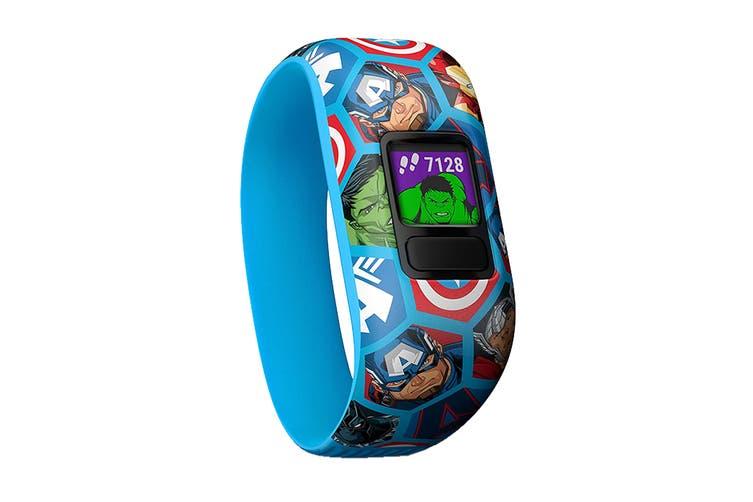 Garmin Vivofit Jr. 2, Adjustable (Marvel Avengers)