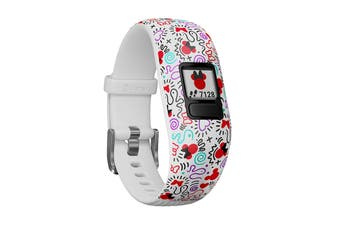 Garmin Vivofit jr. 2 Fitness Tracker (Minnie Mouse)