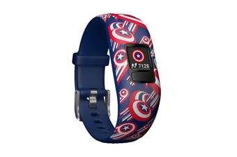 Garmin Vivofit Jr2, Adjustable (Captain America)