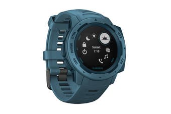 Garmin Instinct - 45mm (Lakeside Blue)
