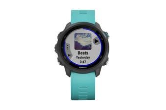 Garmin Forerunner 245 Music Sports Watch (Aqua)